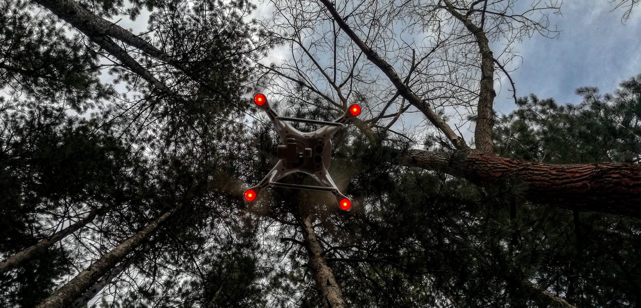 Фото и видеозаснемане с дрон