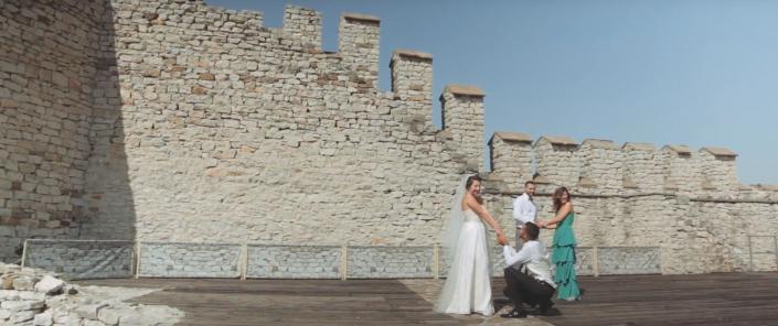 Мира и Виктор сватба